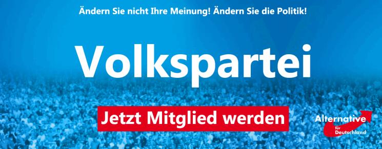 Warum die Dresdner AfD viele neue Mitglieder bekommt