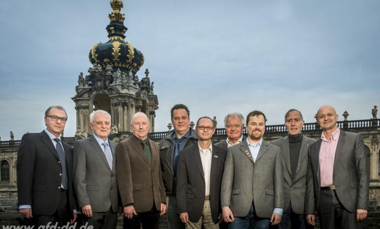 Neuer Vorstand in Dresden - Kreisverband richtet Fokus auf Bundestagswahl