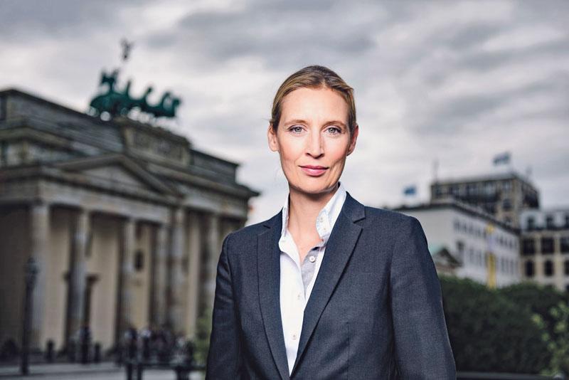 20170914 Alice Weidel Deutschland-KURIER