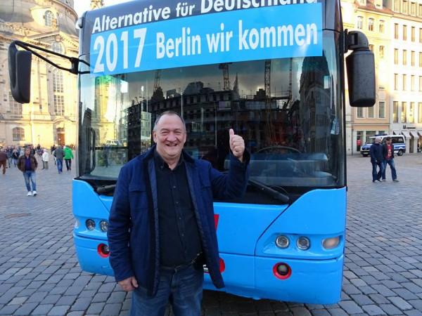 Heiko Hessenkemper: Gegen die Ausplünderung und die Auslöschung Deutschlands