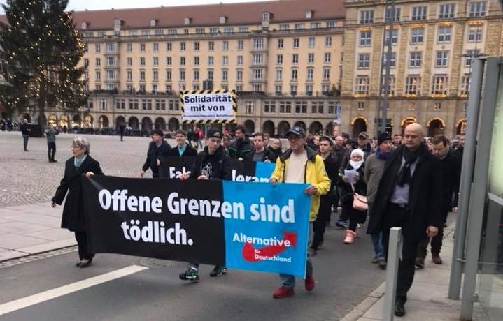 20180106 Schweigemarsch Banner
