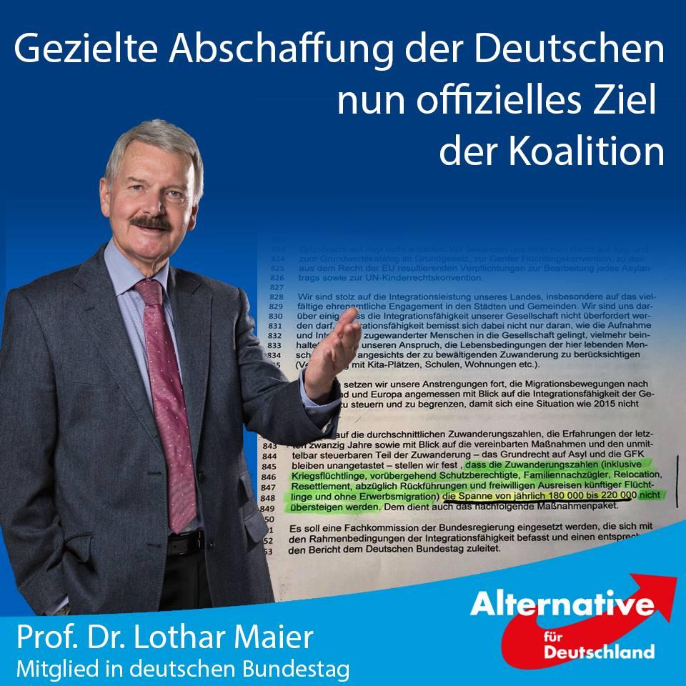 20180113 Lothar Maier zu Koalition