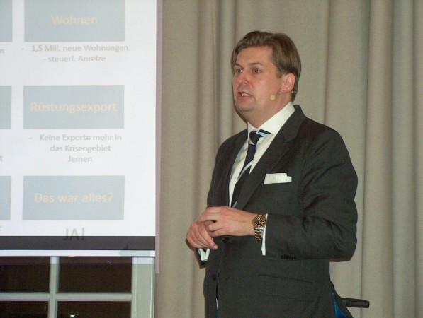 Maximilian Krah und Torsten Voss: »Wir haben es in der Hand, es zu drehen!«