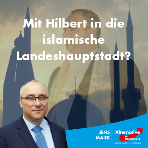 20180313 Jens Maier zu Hilbert und Islam