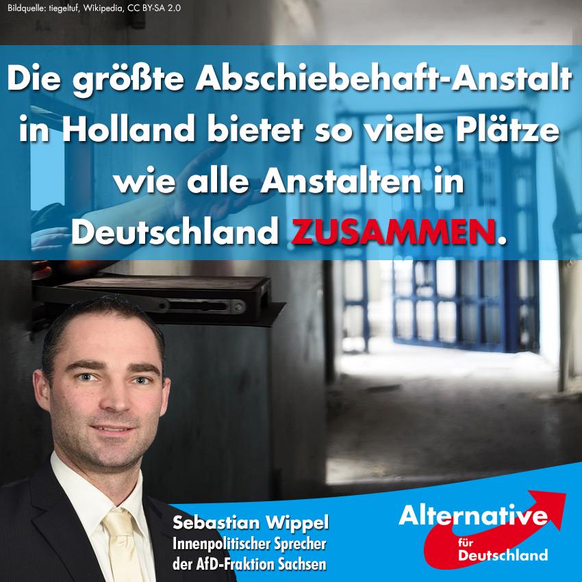 20180327 Sebastian Wippel zu Abschiebehaft-Anstalten