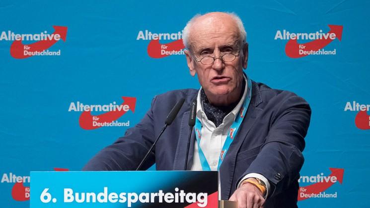 Albrecht Glaser berichtet vom Berliner Sumpf