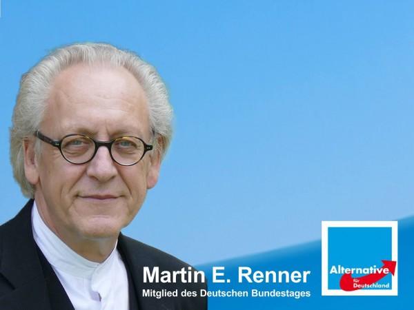 Martin E. Renner: Ellwangen ist ein Menetekel