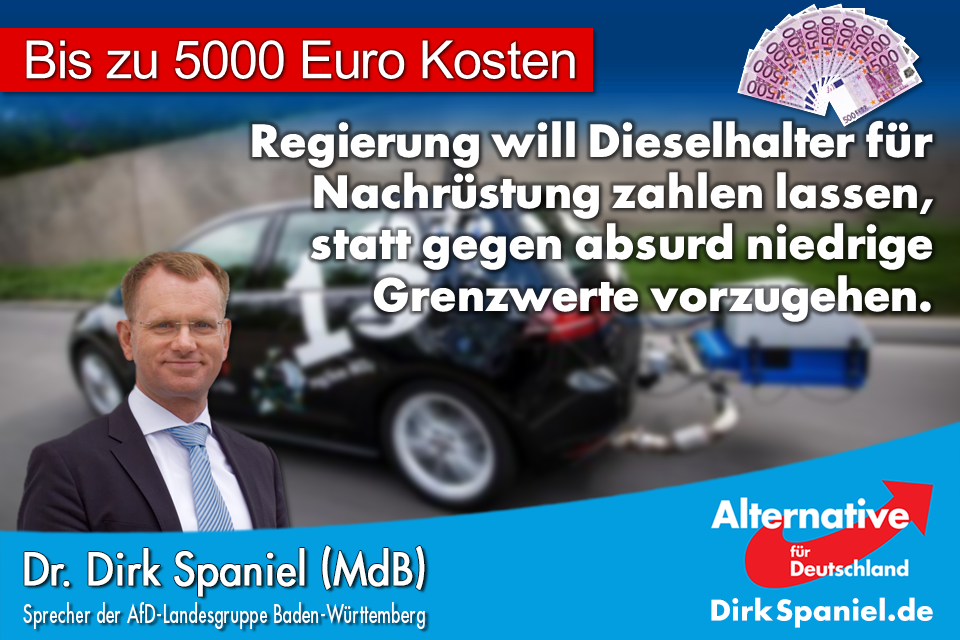 20180508 Dirk Spaniel zu Dieselnachrüstung