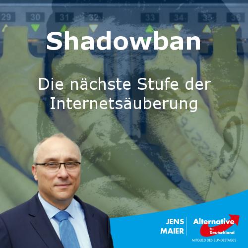 20180517 Jens Maier Shadowban