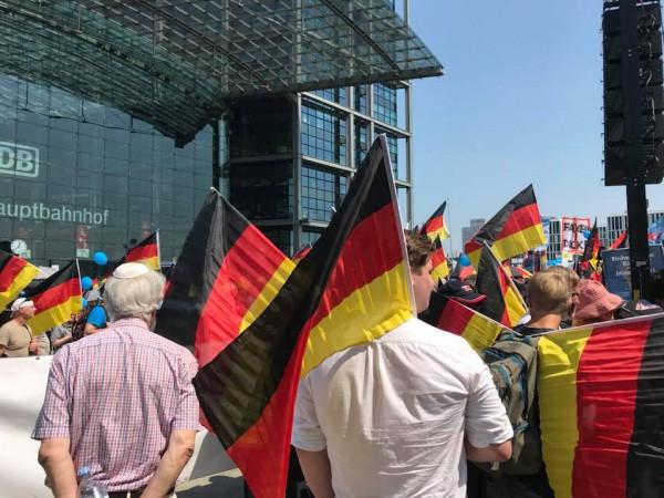 Die AfD hat sich in Berlin bewährt