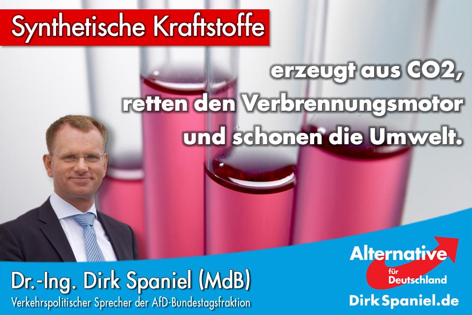 20180718 Dirk Spaniel zu synthetischen Kraftstoffen