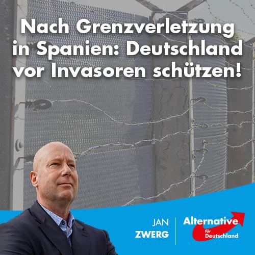 20180729 Jan Zwerg Grenzverletzung