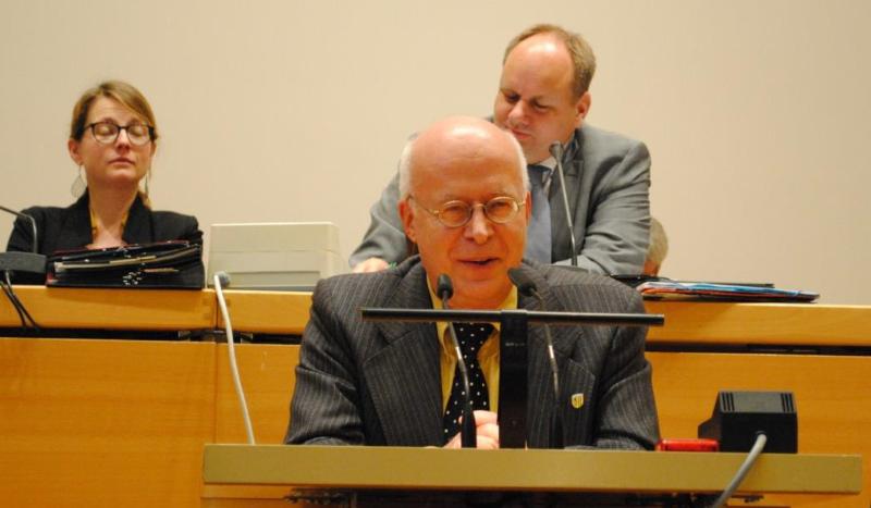 Stadtrat Stefan Vogel