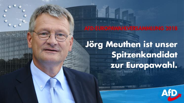 Bewerbungsreden unserer bislang 13 AfD-Kandidaten zur Europawahl