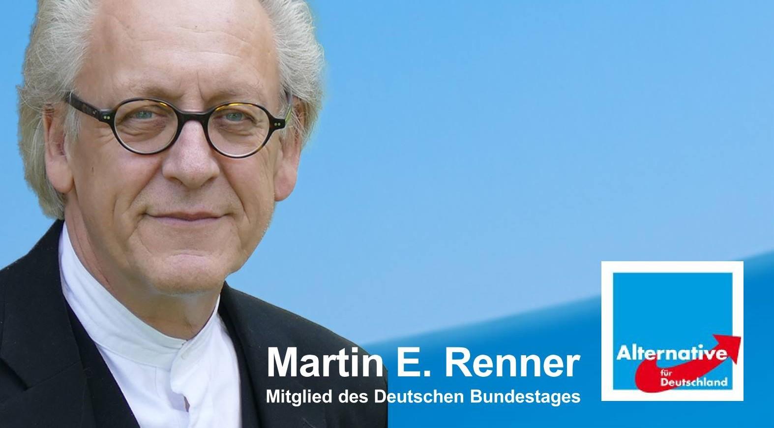 20181201 Martin Renner Eine Woche des Wahnsinns