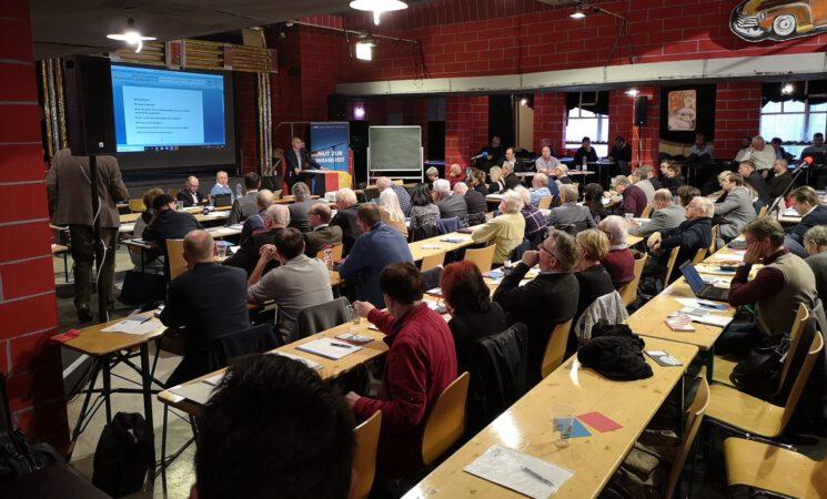 KV Dresden wählt die Kandidaten zur Landtagswahl 2019