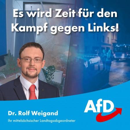 Es wird Zeit für den Kampf gegen Links!