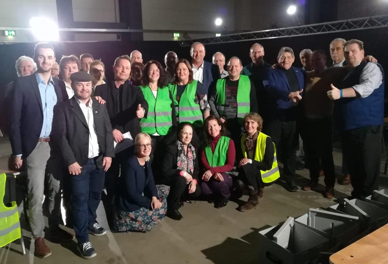 20190114 AfD-Europawahl-Kandidaten Orga-Team