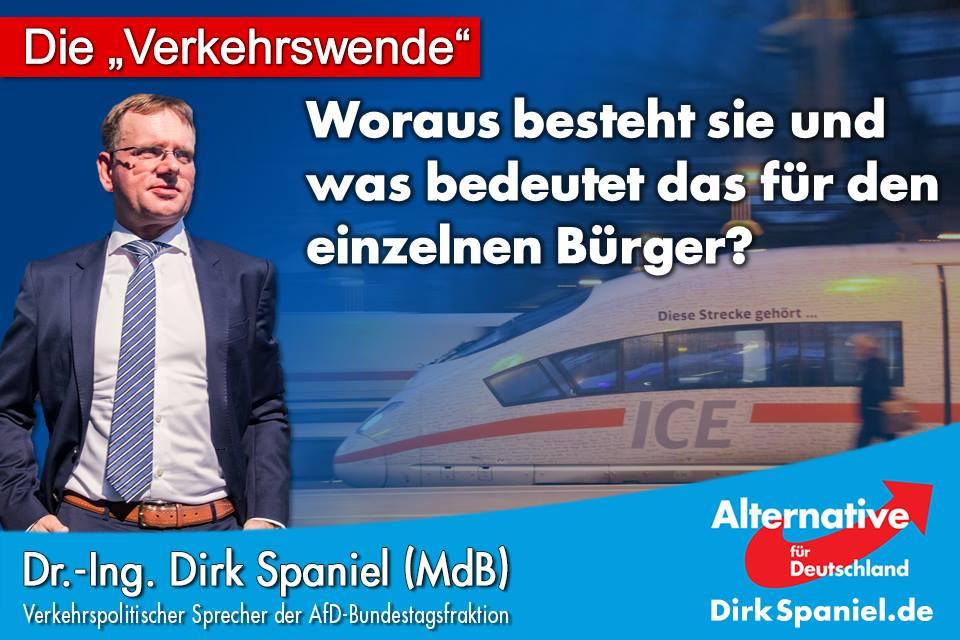 20190116 Dirk Spaniel zur Verkehrswende