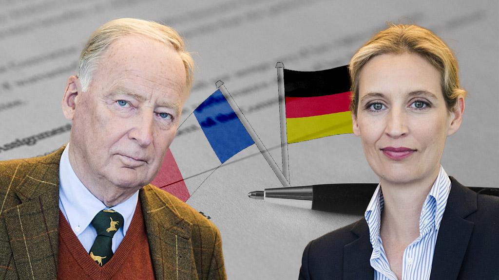 20190123 Weidel Gauland Der deutsch-französische Aachener Vertrag
