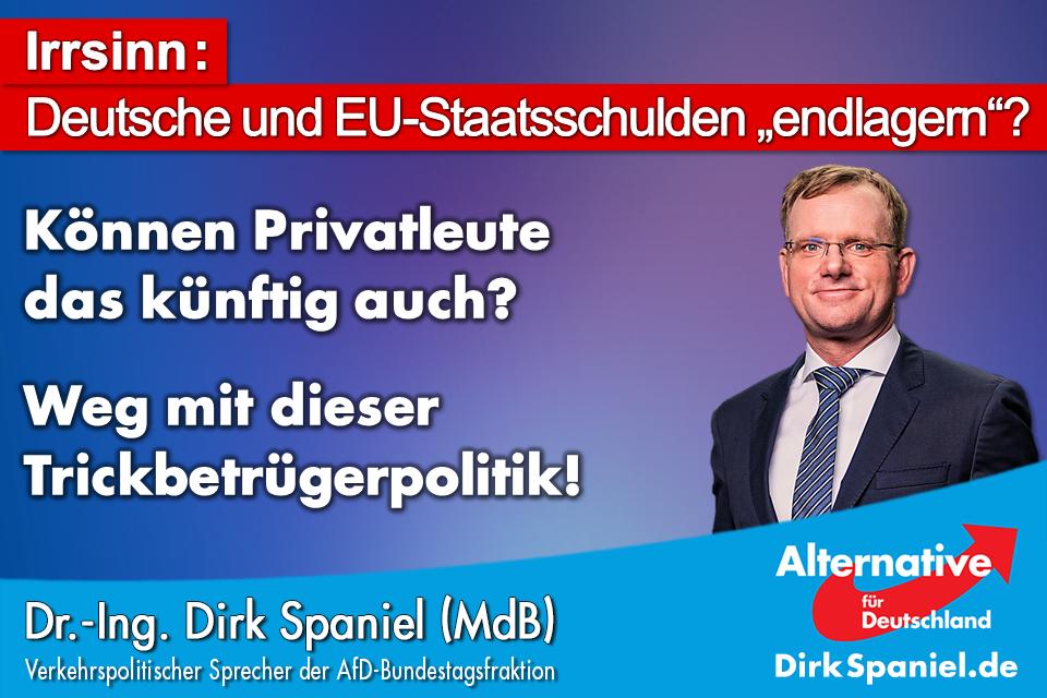 20190205 Dirk Spaniel Deutsche und EU-Staatsschulden