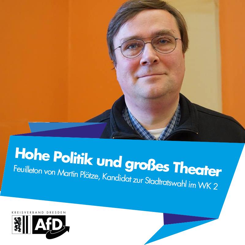 20190301 Martin Plötze Hohe Politik und großes Theater