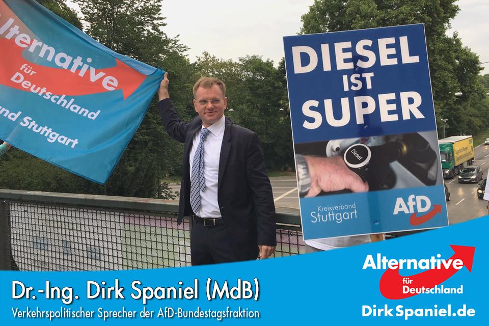 20190327 Dirk Spaniel - Das Märchen von der Elektromobilität