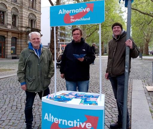20190502 Wahlkampf Infostand OG MItte