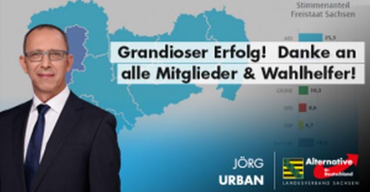 Rundbrief an alle Mitglieder und Förderer in Sachsen