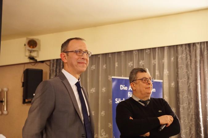 Jörg Urban: Kulturmarxistische Diskurshoheit brechen!