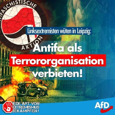 Chaoswochenende: Linksextremisten wüten in Leipzig