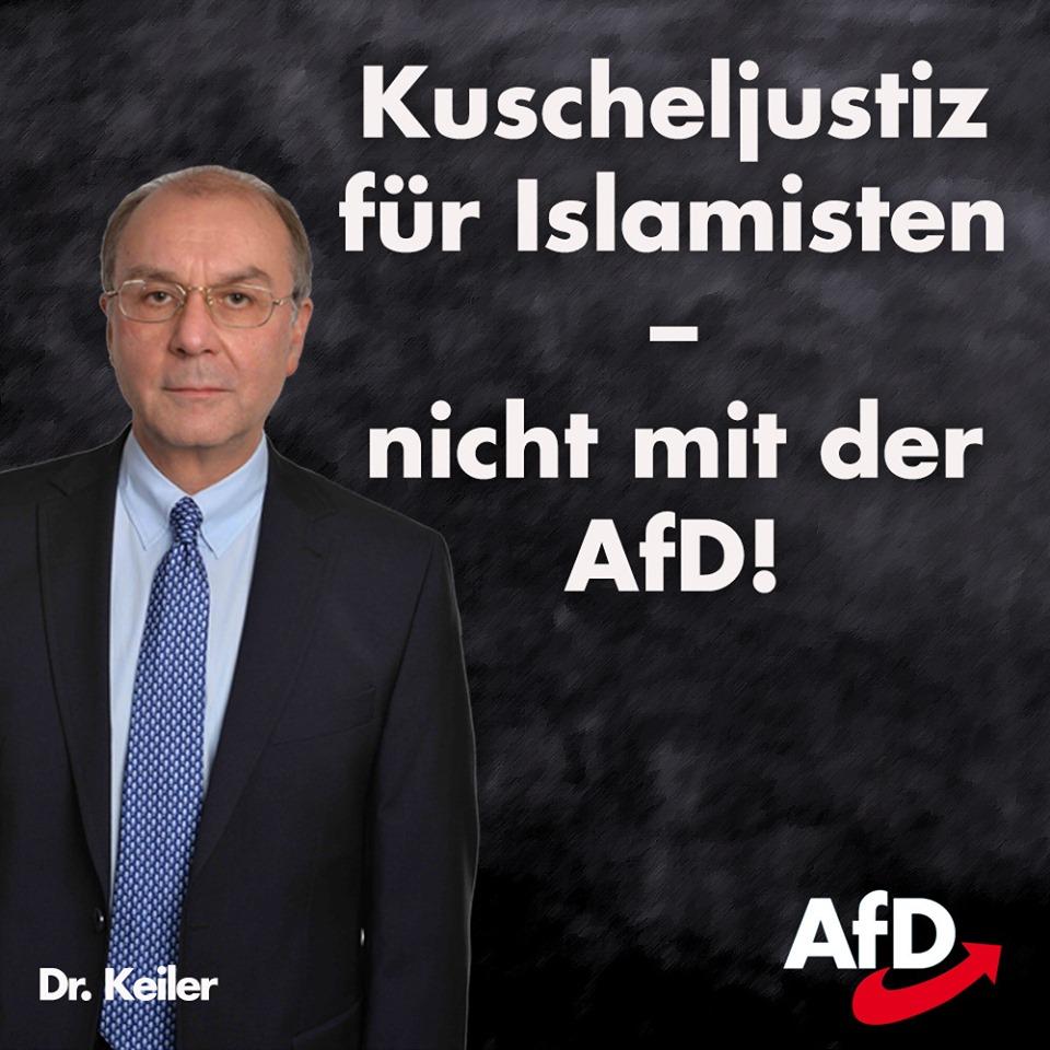 20190613 Joachim Keiler - Kuscheljustiz