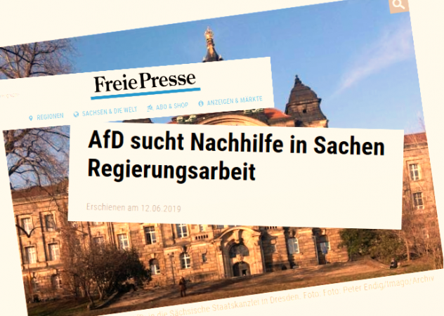 Joachim M. Keiler: Vorbereitung ist keine Nachhilfe