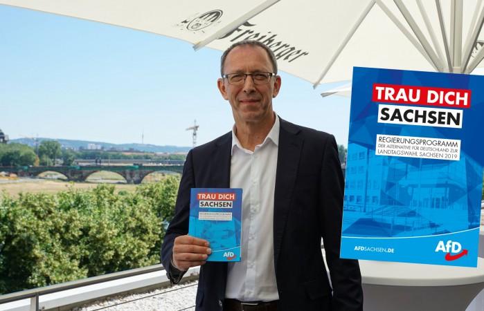 """""""Trau Dich Sachsen"""" – Das AfD-Programm zur Landtagswahl in Sachsen 2019"""