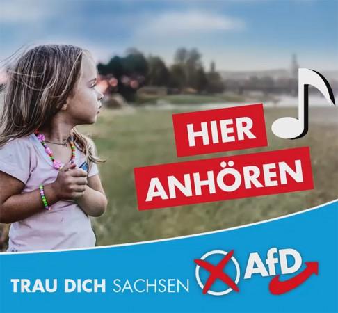 Unsere neue Radiowerbung zur Landtagswahl in Sachsen