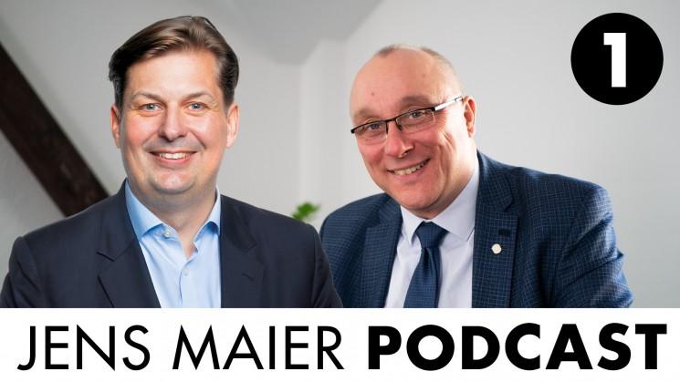 Jens Maier & Dr. Maximilian Krah reden über die Landtagswahl in Thüringen (AfD-Podcast)