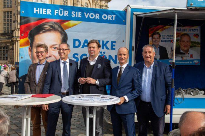 AfD feiert 30 Jahre deutsche Einheit
