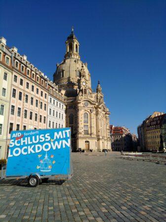 """Sonderplenum """"Endlos-Lockdown"""" beenden – Bürgern und Unternehmen eine klare Perspektive bieten"""