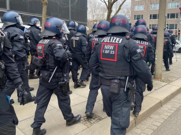 Polizeiwillkür in Dresden: Was jetzt?