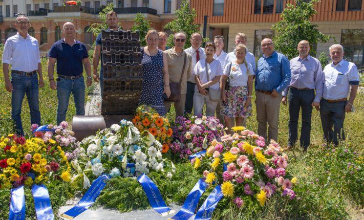 AfD Dresden gedenkt der Helden des 17. Juni