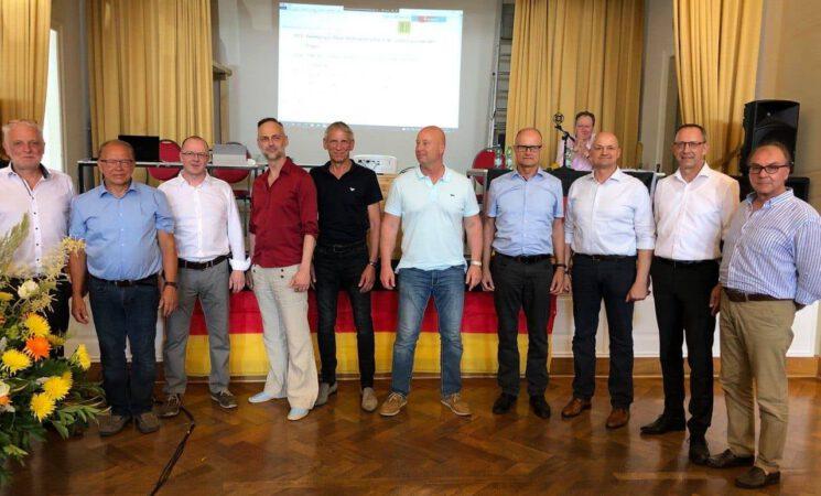 Vorstand vom Kreisverband Dresden am 19.06.2021 wieder gewählt